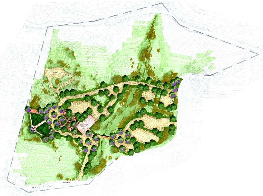 Moon Ridge Meadows Conceptual Site Plan